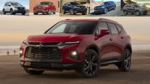 2019 Chevy Blazer vs Honda Passport, other midsize crossovers: How they compare