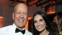 El homenaje de Bruce Willis y su mujer Emma a Demi Moore por su 58 cumpleaños
