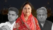How Raje Nixed Pilot's Revolt & Cut Rivals Like Shekhawat to Size