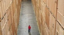 Thousands wasted in self-storage rip off!