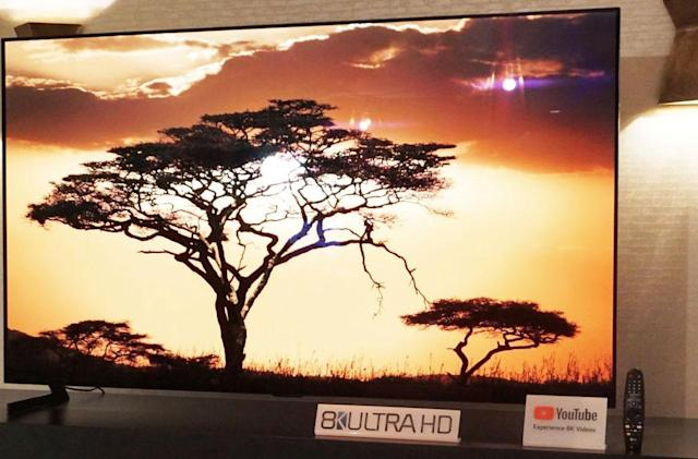 LG's 2020 TVs: Massive 8K screens and the first 48-inch 4K OLED