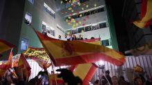 Elecciones 10N | Los cánticos y la música neonazi en las celebraciones de Vox que asustan