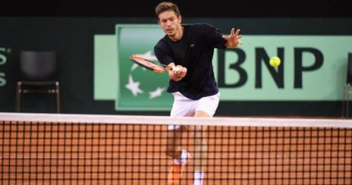Tennis - ATP - Madrid - Masters 1000 de Madrid : Pablo Cuevas stoppe Nicolas Mahut au deuxième tour