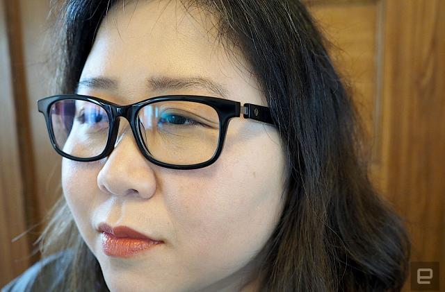 Vue Lite smart glasses aren't that smart