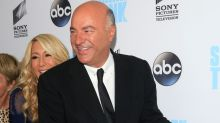 Kevin O'Leary says you need to have all your debts paid off by age 45 — including your mortgage