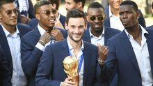 Coupe du monde 2018 : la Poste imprime quatre timbres collectors en l'honneur des Bleus