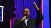 Frankie Boyle slams Ricky Gervais for trans joke and says 'he's not a stand-up comedian'