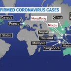 Global effort to contain the coronavirus