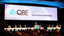 QBE names AXA XL's Harris for CEO ranks