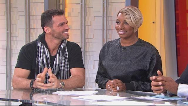 Nene Leakes, Tony Dovolani Kicked Off 'Dancing With the Stars'