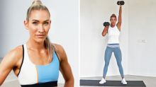 High intensity Tabata workout with Sweat's new trainer Cass Olholm