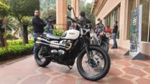 Triumph Recalls Motorcycles: Over 1,000 Bikes in India Affected