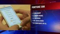 Qualcomm Ranks Among Fortune 500`s Corporation List