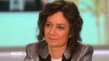 Sharon Osbourne Emotionally Says Goodbye to 'Best Friend' Sara Gilbert on 'The Talk' (Exclusive)
