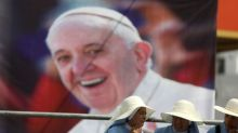 Pope lands in Peru as president seeks help in political crisis
