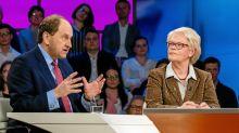 FDP-Politiker Lambsdorff bei Maybrit Illner: Wir werden die Briten immer lieben