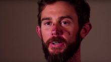 Man describes his bloody escape from fight with mountain lion