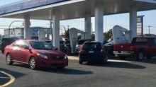 Price of gas rising again in N.L., all but erasing last week's drop