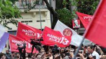 Brazil election battle rages over Facebook's WhatsApp