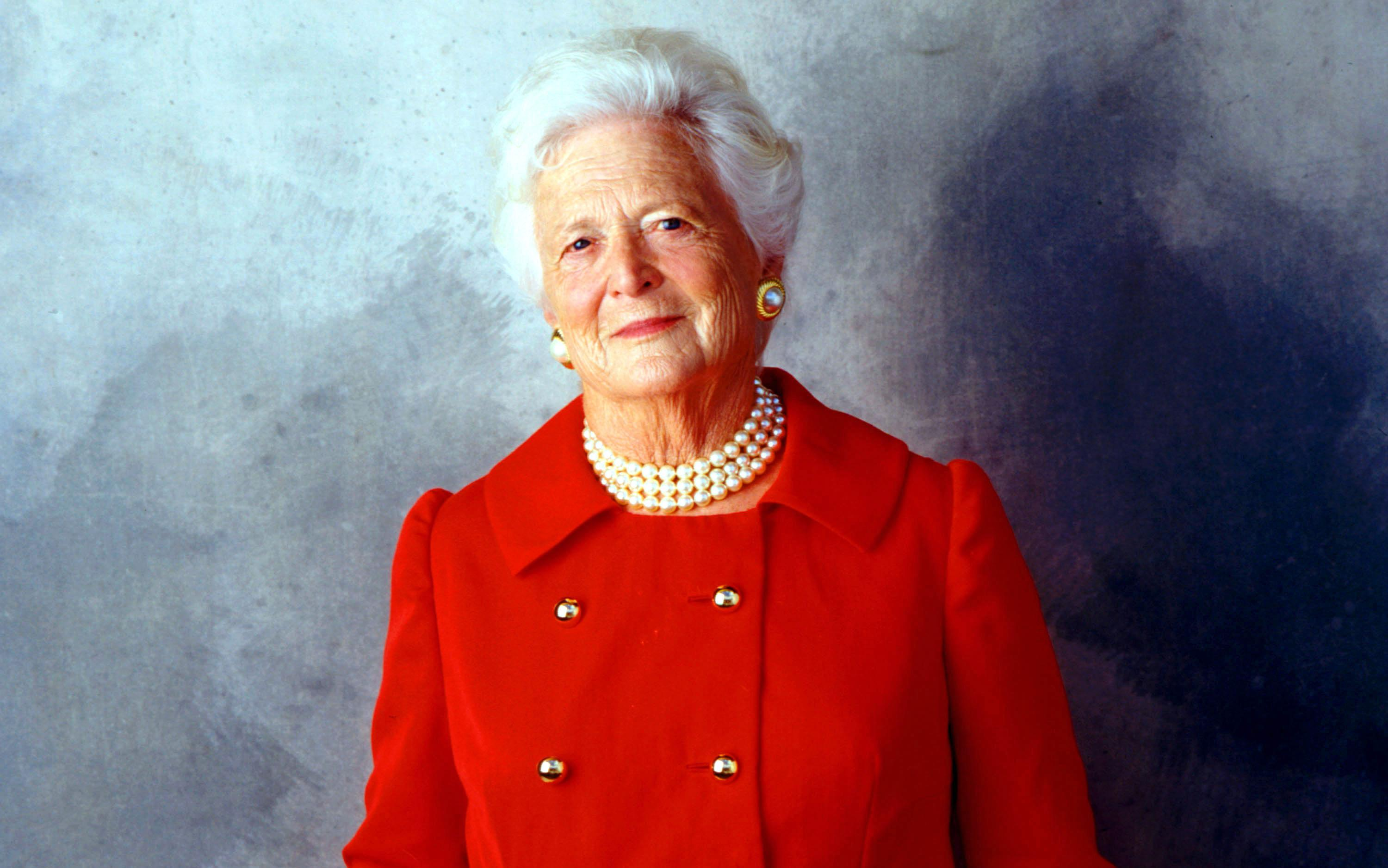 <p>Former first lady Barbara Bush on Aug. 23, 2001, in Houston, Texas. (Photo: Pam Francis/Getty Images) </p>
