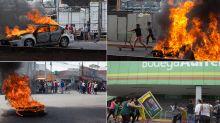 FOTOS: Caos y saqueos por operativo policíaco en San Juanico
