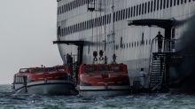 Passengers transferred from virus-stricken cruise ship off Panama