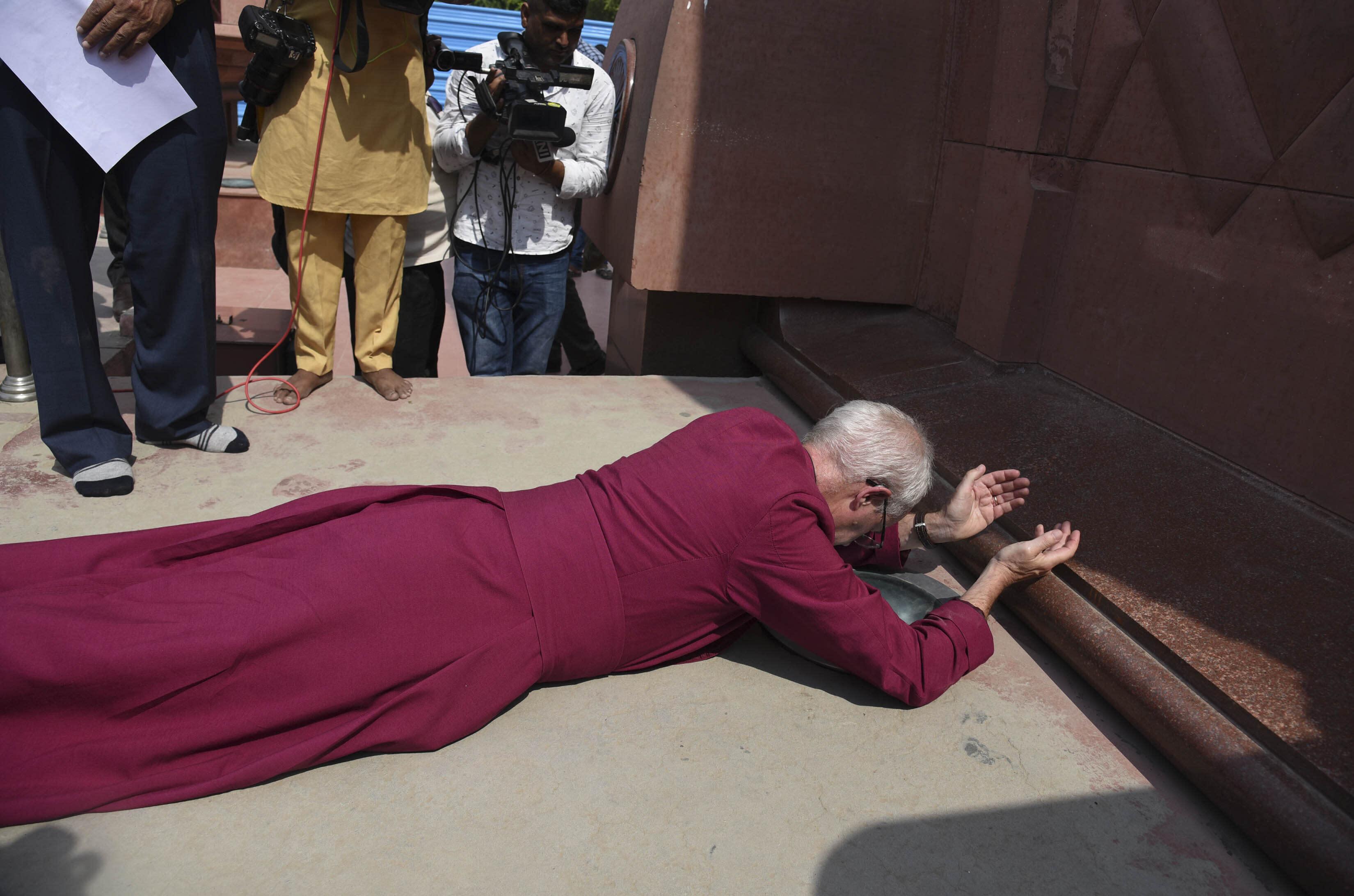 India Archbishop-of-Canterbury