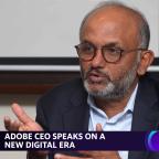Adobe CEO Shantanu Narayen discusses electronic voting