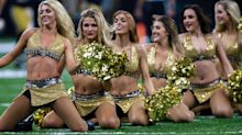Cheerleaders say 'groping and sexual harassment are part of the job' — but they're not the only ones