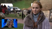 'Game of Thrones' stars are mortified being shown behind-the-scenes footage from season one
