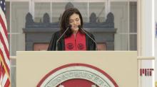 MIT graduates embrace Sheryl Sandberg's plea for a better workplace