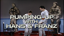 Pumping Up with Hans and Franz: Patrick Swayze