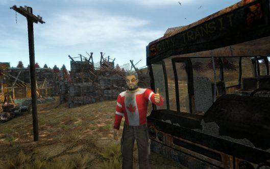 Fallen Earth adds holiday spirit to the wasteland