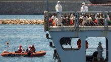 Nach Mittelmeer-Drama: Deutschland nimmt 50 Bootsflüchtlinge auf