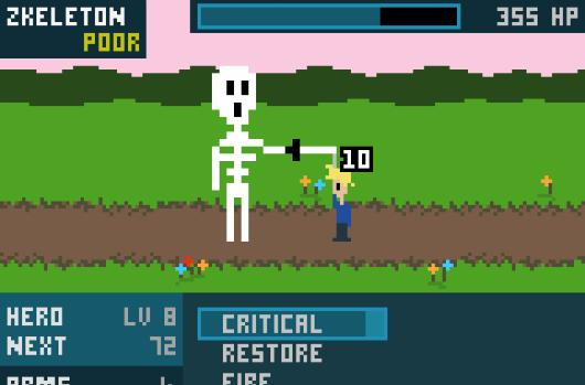 More unfinished business: Cavanagh's vectorized tongues and the RPG that doesn't exist