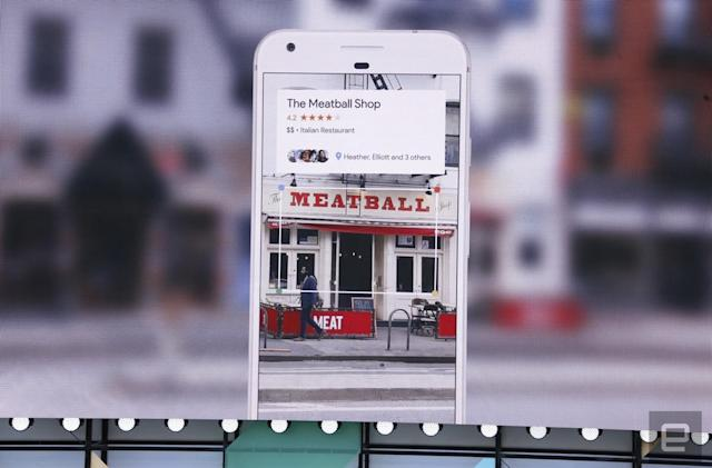Google Lens visual search rolls out on iOS