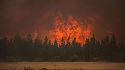 Wildfire risks remain extreme in Saskatchewan