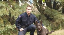 RCMP officers, and police dog, credited with saving life of suspect minutes away from diabetic coma