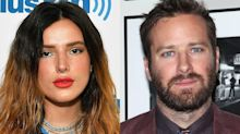 Bella Thorne Defends Armie Hammer After Alleged Instagram DM Leak