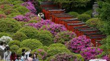 El trabajoadicto Japón emprende unas excepcionales vacaciones de 10 días