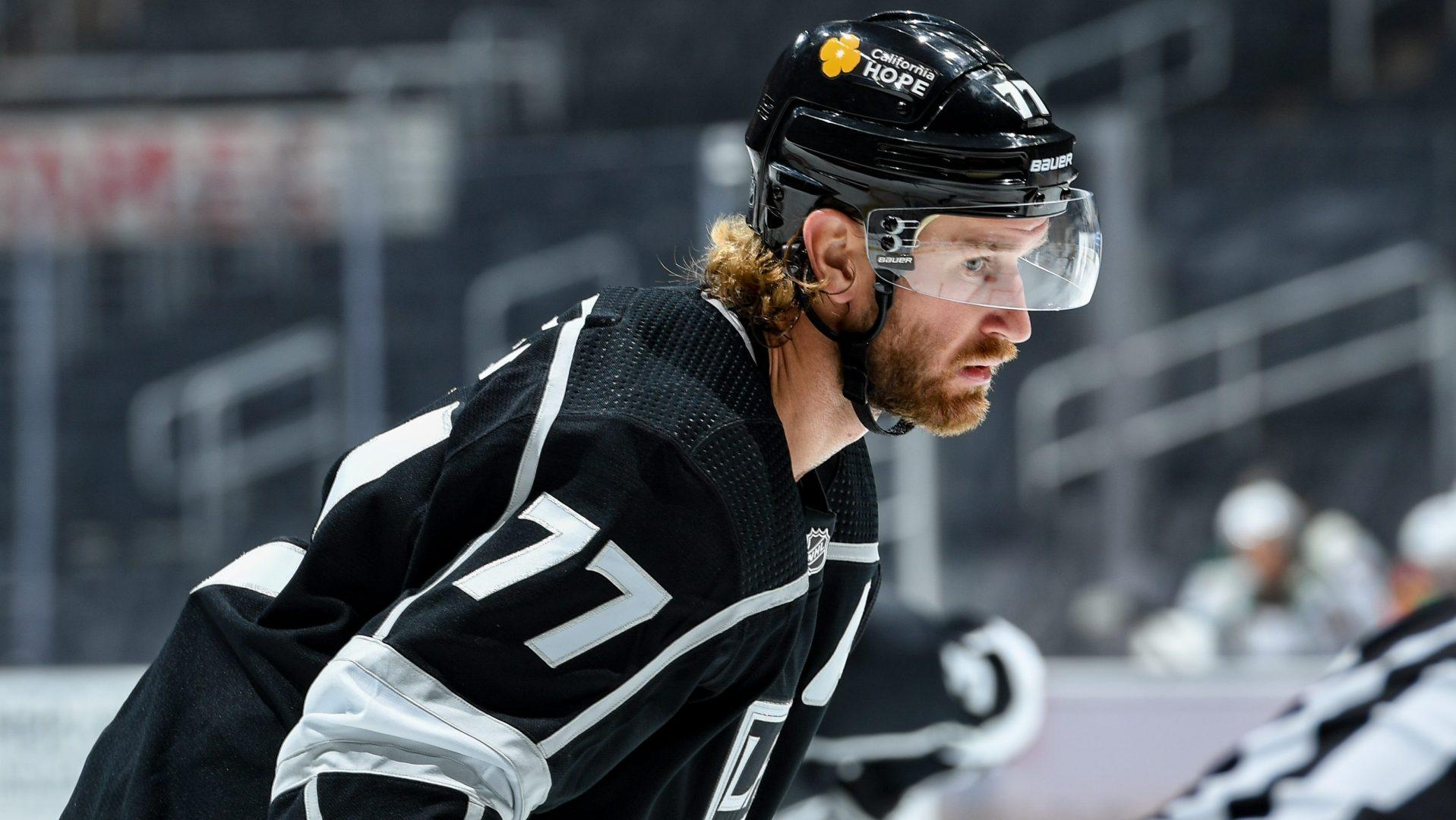Trade: Penguins acquire Jeff Carter from Kings for two draft picks