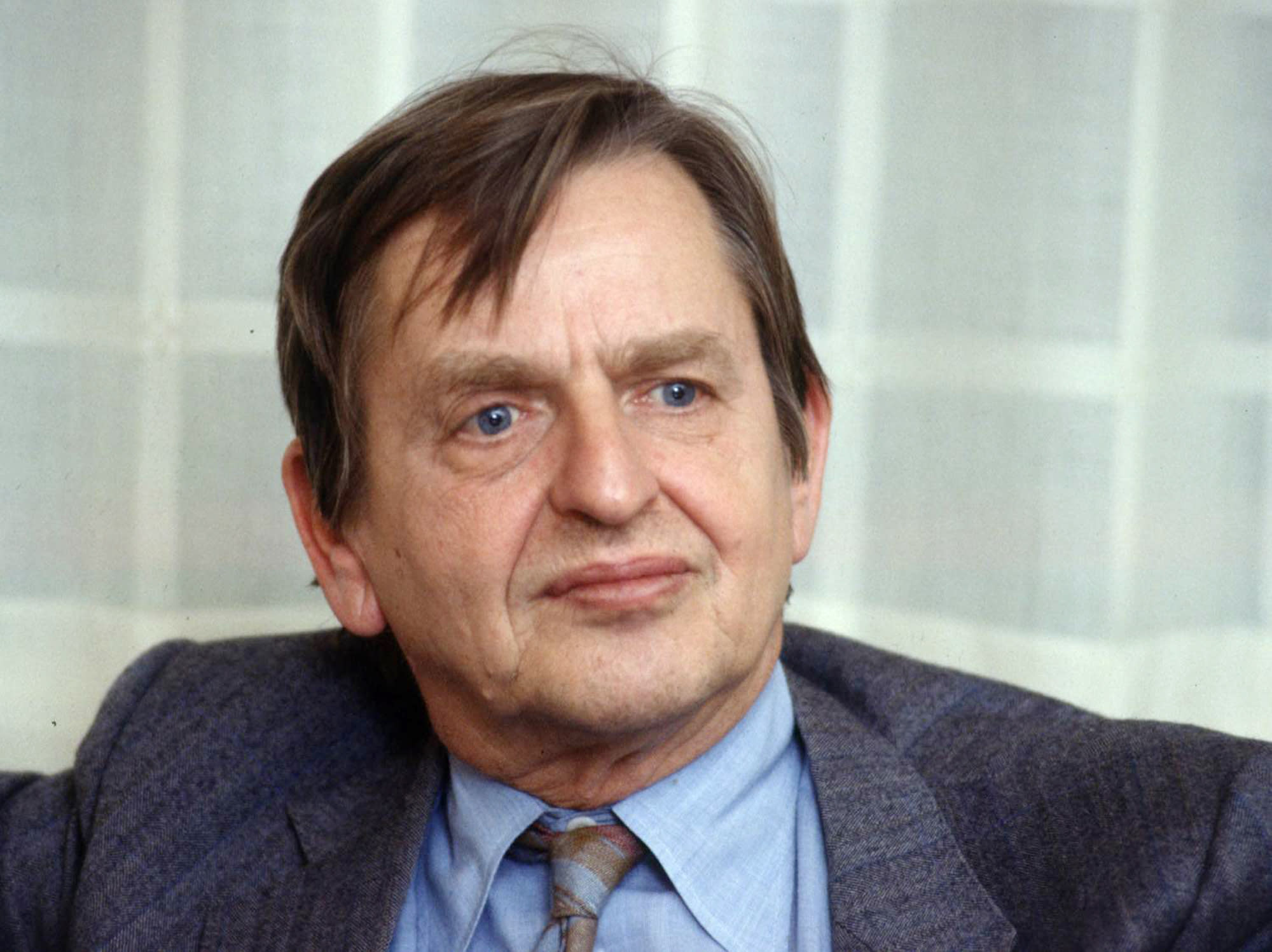 Sweden won't reopen probe into 1986 slaying of PM Palme