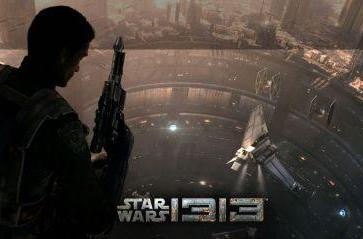 Take another look at Star Wars 1313's very pretty underworld