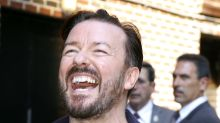 Ricky Gervais: Feed my body to the lions when I die