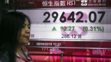 Asian shares fall on China stimulus worries, weak earnings
