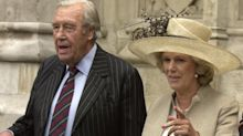 Who was Camilla's father? The WWII soldier who was a POW in Germany and inspired her love of reading