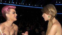 Katy Perry y Taylor Swift anuncian cambio en su relación