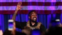 Présidentielle américaine : le candidat Kanye West fond en larmes pour son premier meeting