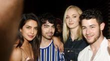 Priyanka Chopra, Sophie Turner, Nick Jonas, and Joe Jonas Are on Another Fabulous Vacation Together