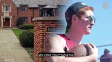 4 frat deaths this month, 2 this week alone. What's going on with fraternity hazing?